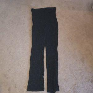 Mossimo yoga pants, flare leg, size xs